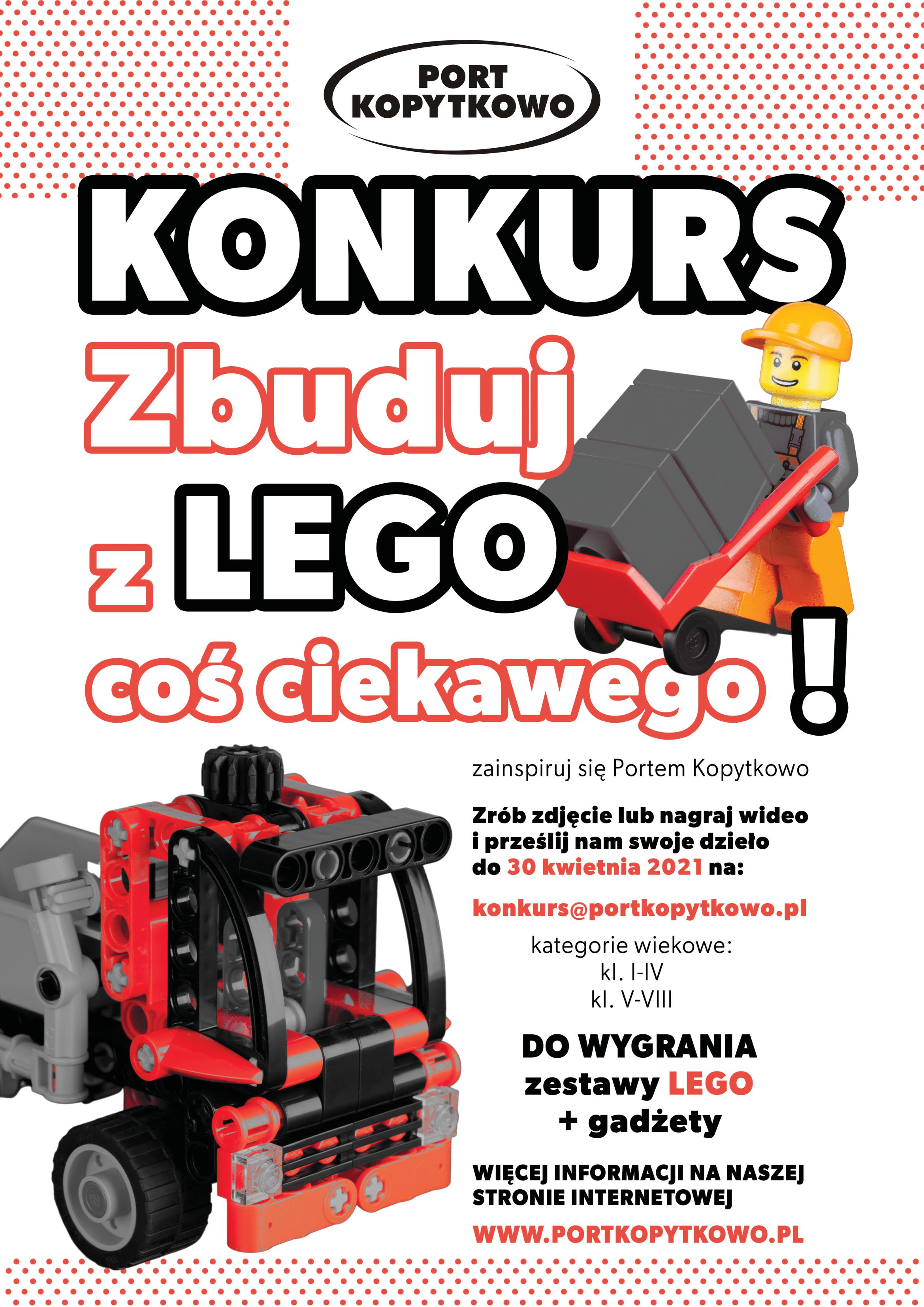 Rusza konkurs Lego! :)