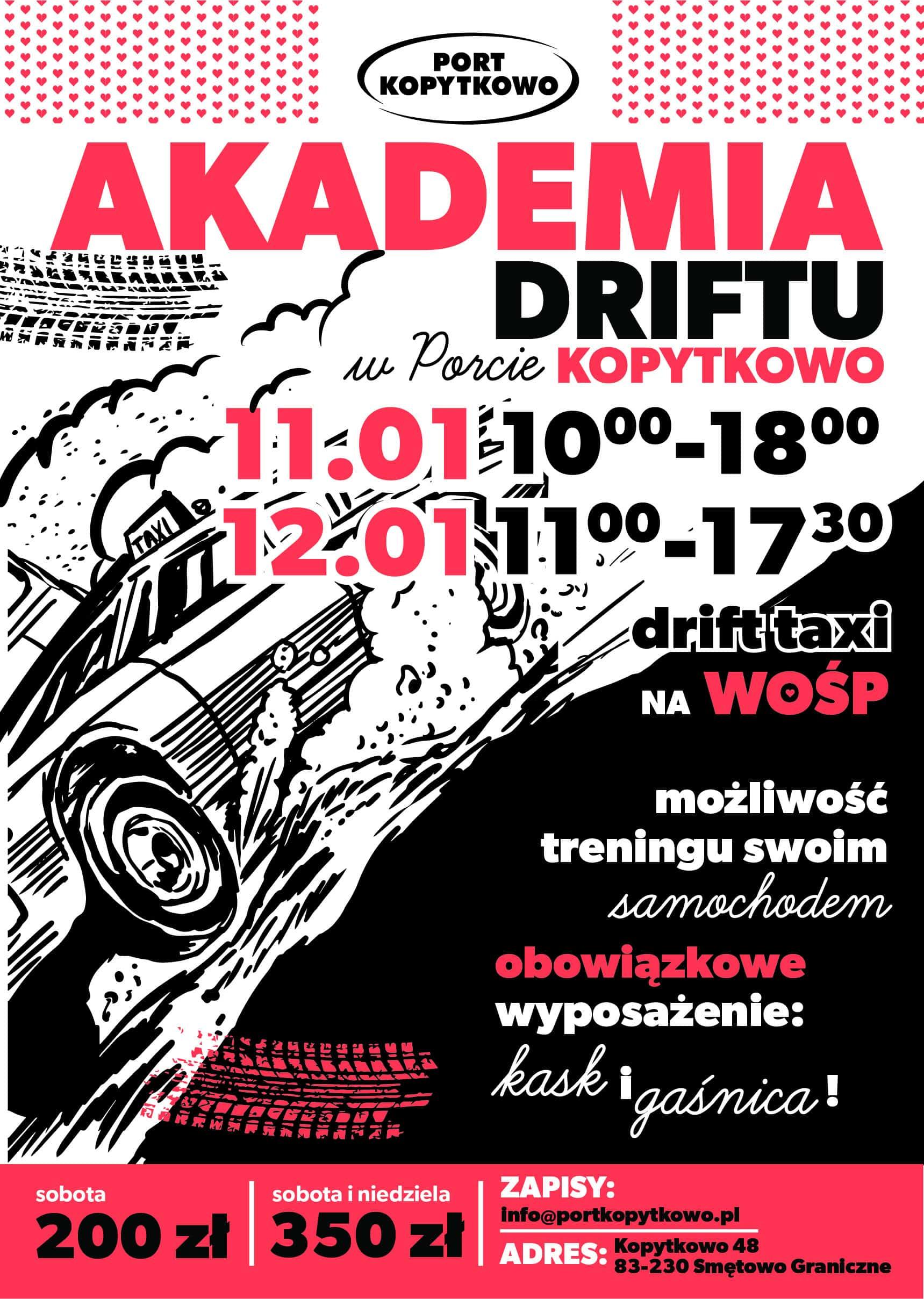 Akademia Driftu 11-12.01.2020